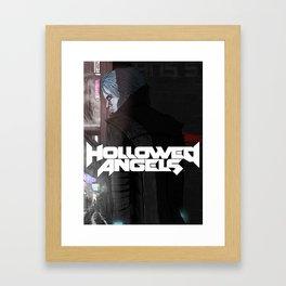 Hollowed Angels #1 Framed Art Print