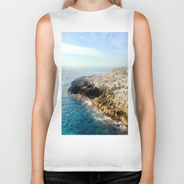 Sunday Sailing Biker Tank