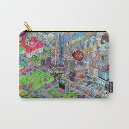 Videogame City V2.0 Carry-All Pouch