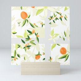 Orange Blossom Mini Art Print