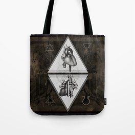 Alchemy Of heart Tote Bag