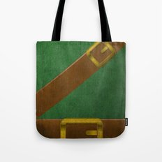 Video Game Poster: Adventurer Tote Bag
