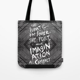 Imagination all Compact Tote Bag