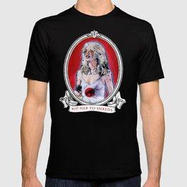 Debbie Harry Cheetara - Rip Her to Shreds T-shirt