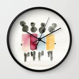 Women Wall Clock
