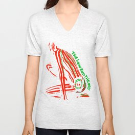 A Tribe Called Quest The Low End Theory Unisex V-Neck