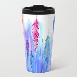 Prints of feathers Travel Mug