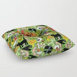 Happy Halloween! Floor Pillow
