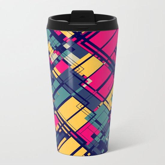 Alpha & Omega Metal Travel Mug