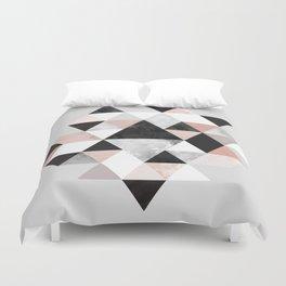 light grey duvet covers society6. Black Bedroom Furniture Sets. Home Design Ideas