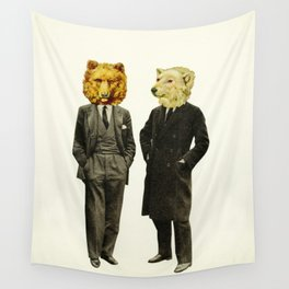 The Likely Lads Wall Tapestry