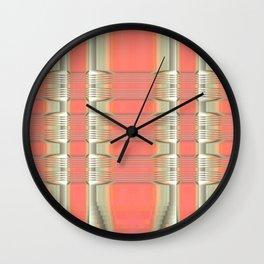 Timeless Intimacy Wall Clock