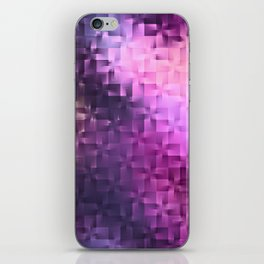 Winter Abstract iPhone Skin
