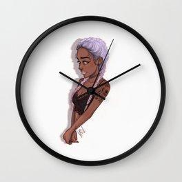 Soft Grunge Wall Clock