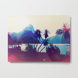 Milford Sound 2 Metal Print