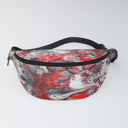 Red Dream Fanny Pack