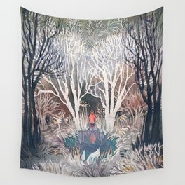 Frost Wall Tapestry