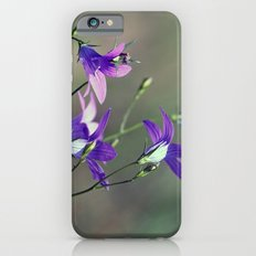 BlueBell Flower Nature Photography  iPhone 6s Slim Case