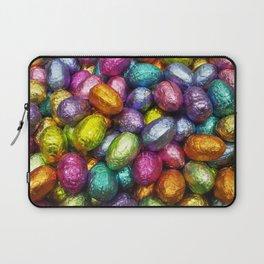 Chocolate Easter Eggs! Laptop Sleeve
