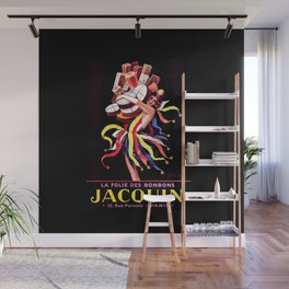 Leonetto Cappiello Jacquin Candy Advertising Poster Wall Mural