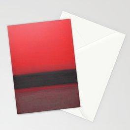 Rothko Inspired Stationery Cards