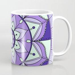 Mandala Maze Coffee Mug