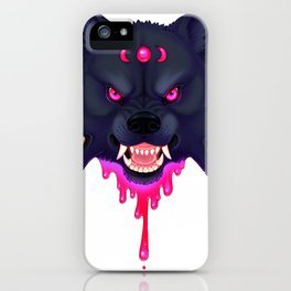 Cerberus iPhone Case