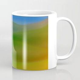 Hillscape Sunset Coffee Mug