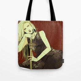 Emma Carstairs Tote Bag