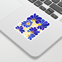 The Happiest Flowers Sticker
