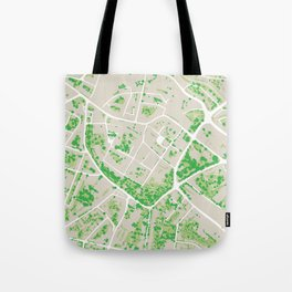Trees Of Opava Tote Bag