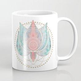 Yoga Lotus Coffee Mug