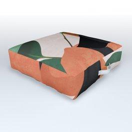 Tropical Girl 10 Outdoor Floor Cushion