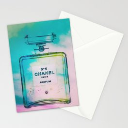 CHANELNo. 5 Sky Remix Stationery Cards