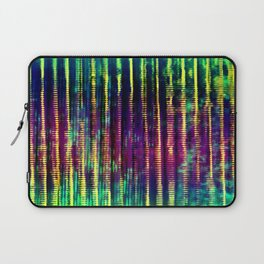 Syntax (Yellow + Green) Laptop Sleeve