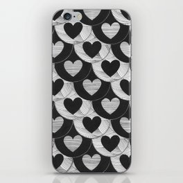 corazones iPhone Skin