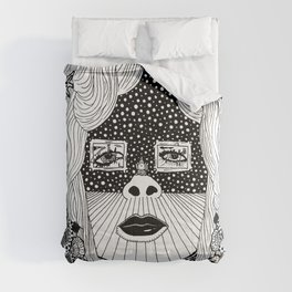 Salvador Dalí - Mae West Comforters