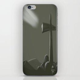 Inspired Cross iPhone Skin