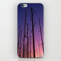 sailing iPhone & iPod Skins featuring sailing by gzm_guvenc