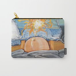 Rising sun Carry-All Pouch