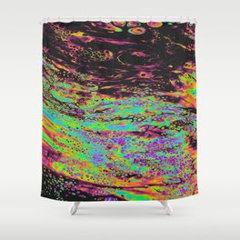 HUNGER OF THE PINE Shower Curtain