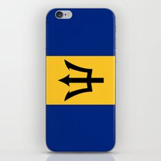 Flag Of Barbados iPhone & iPod Skin