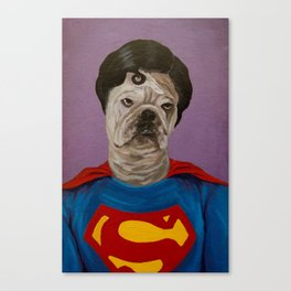 Super Shar-pei Canvas Print