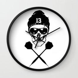 Play Darts gift idea Wall Clock