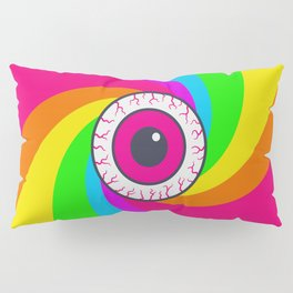 Neon Gaze Pillow Sham
