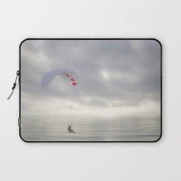 """Paraglider 4"" by Murray Bolesta Laptop Sleeve"