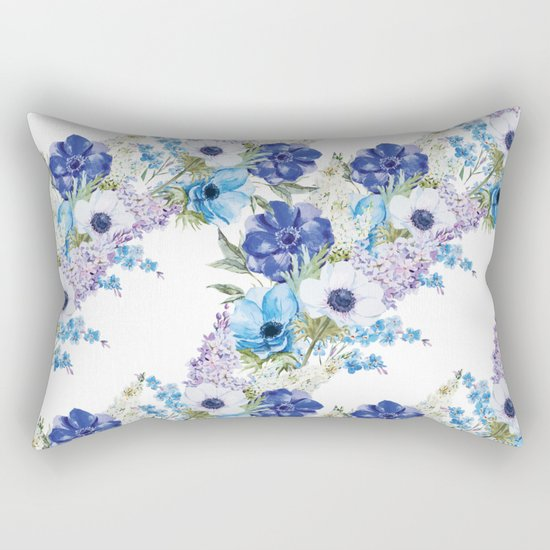 Spring in the air #9 Rectangular Pillow
