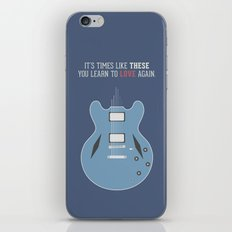 Like These Times iPhone & iPod Skin