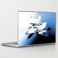 angel wings Laptop & iPad Skins featuring Angel Wings by Brian Raggatt