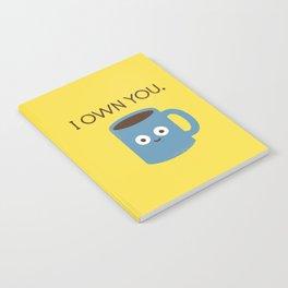 Coffee Talk Notebook